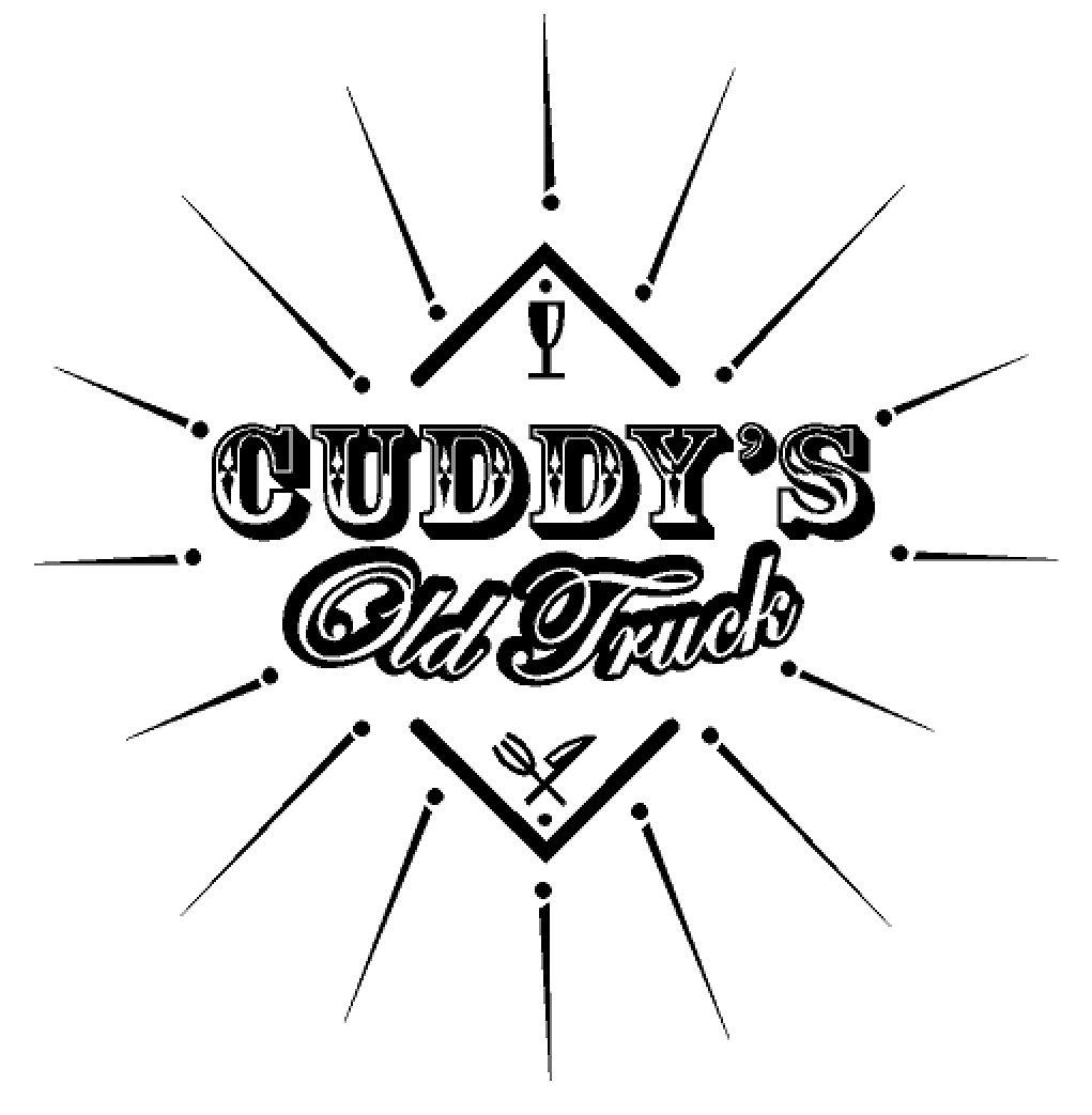Cuddy's old truck